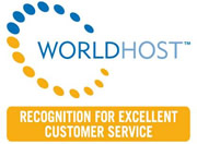 World Host Recognised Logo