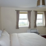 Double room with stunning views at Seaview Guesthouse
