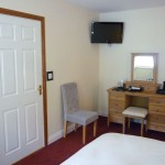 In-room facilities at Seaview Guesthouse