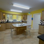 Kitchen facilities at Seaview Guesthouse