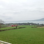 Stunning views of Carlingford Lough and the surrounding area from Seaview Guesthouse