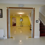 The first floor landing at Seaview Guesthouse