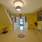 The first floor hall at Seaview Guesthouse