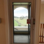Scenic views from the guest lift at Seaview Guesthouse