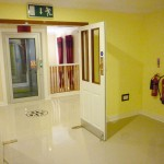 Guest Lift -First Floor Landing - at Seaview Guesthouse
